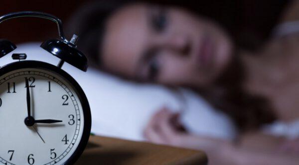 Uykusuz kalmak 'sinir' yapar