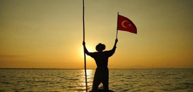 """""""Türk Bayrağı"""" temalı fotoğraf yarışması sonuçlandı"""
