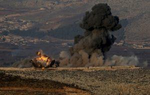 Afrin'de Muhammediye köyü ve Amara tepesi YPG/PKK'dan temizlendi